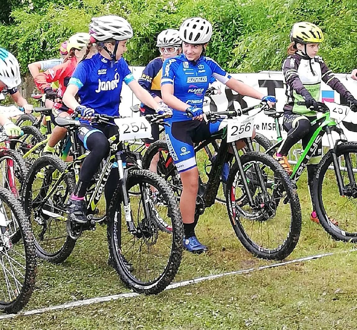 obr: M-SR v horských bicykloch