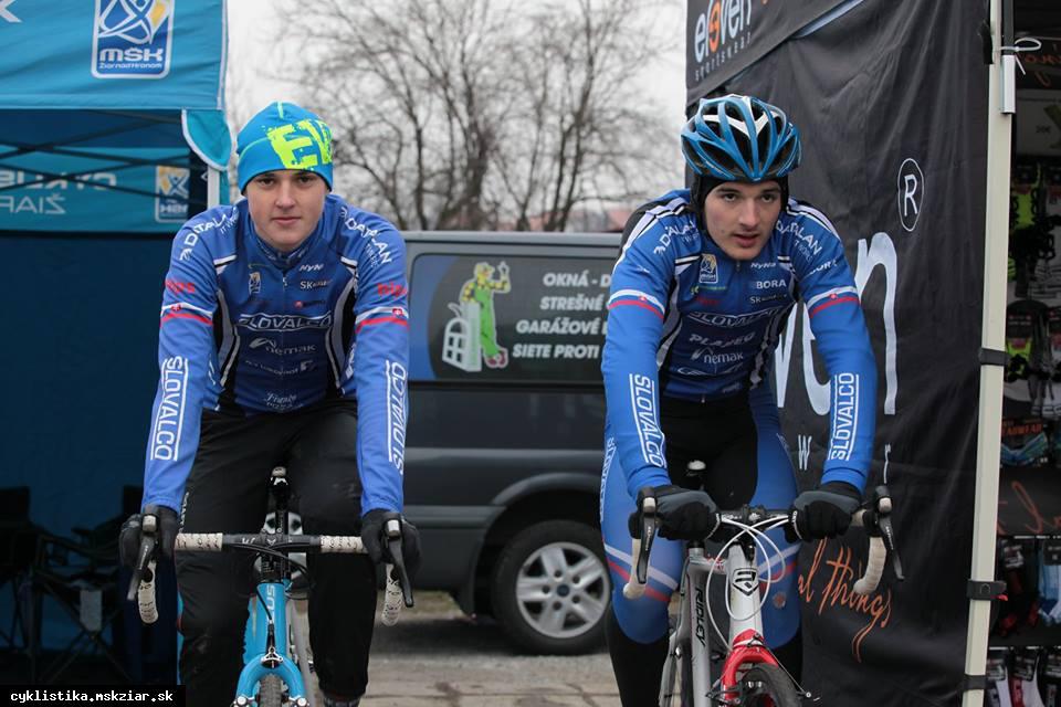 obr: Slovenský pohár v cyklokrose Krupina