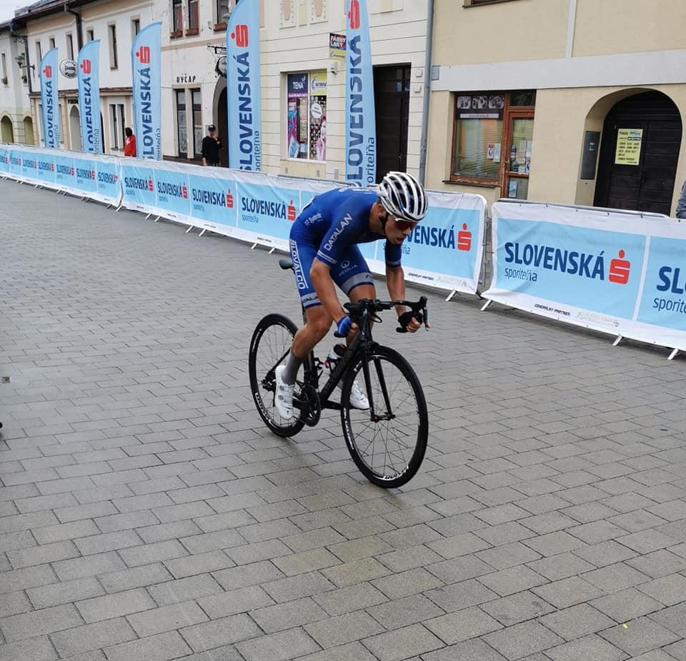 Junior Ungvarský zvíťazil v Slovenských Pyrenejach
