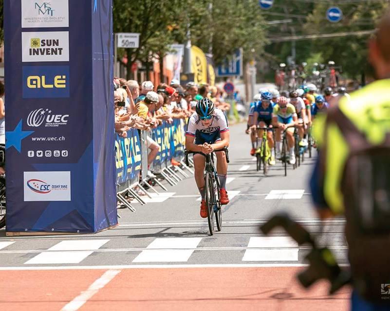 ADAM FOLTÁN úspešný na majstrovstvách Európy