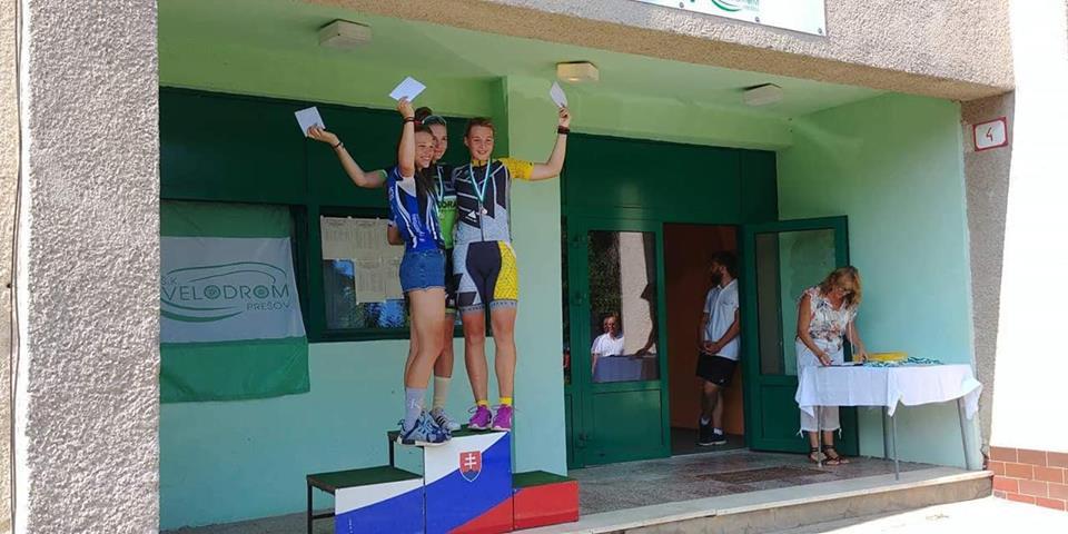 Žiarski cyklisti opäť na stupni víťazov