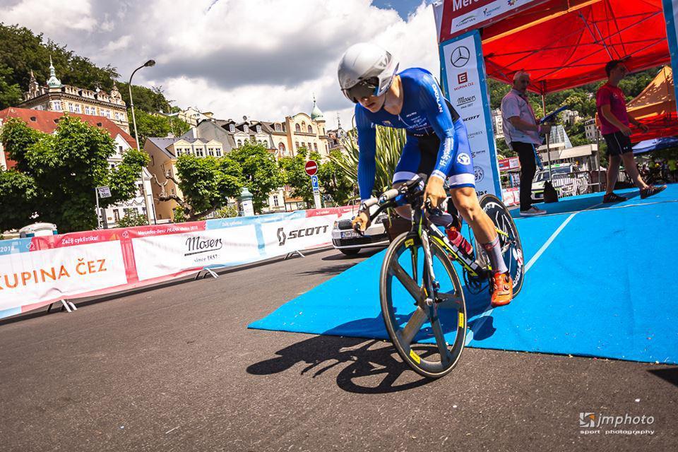 obr: Foltán štartuje na MS v cestnej cyklistike - Innsbruck 2018