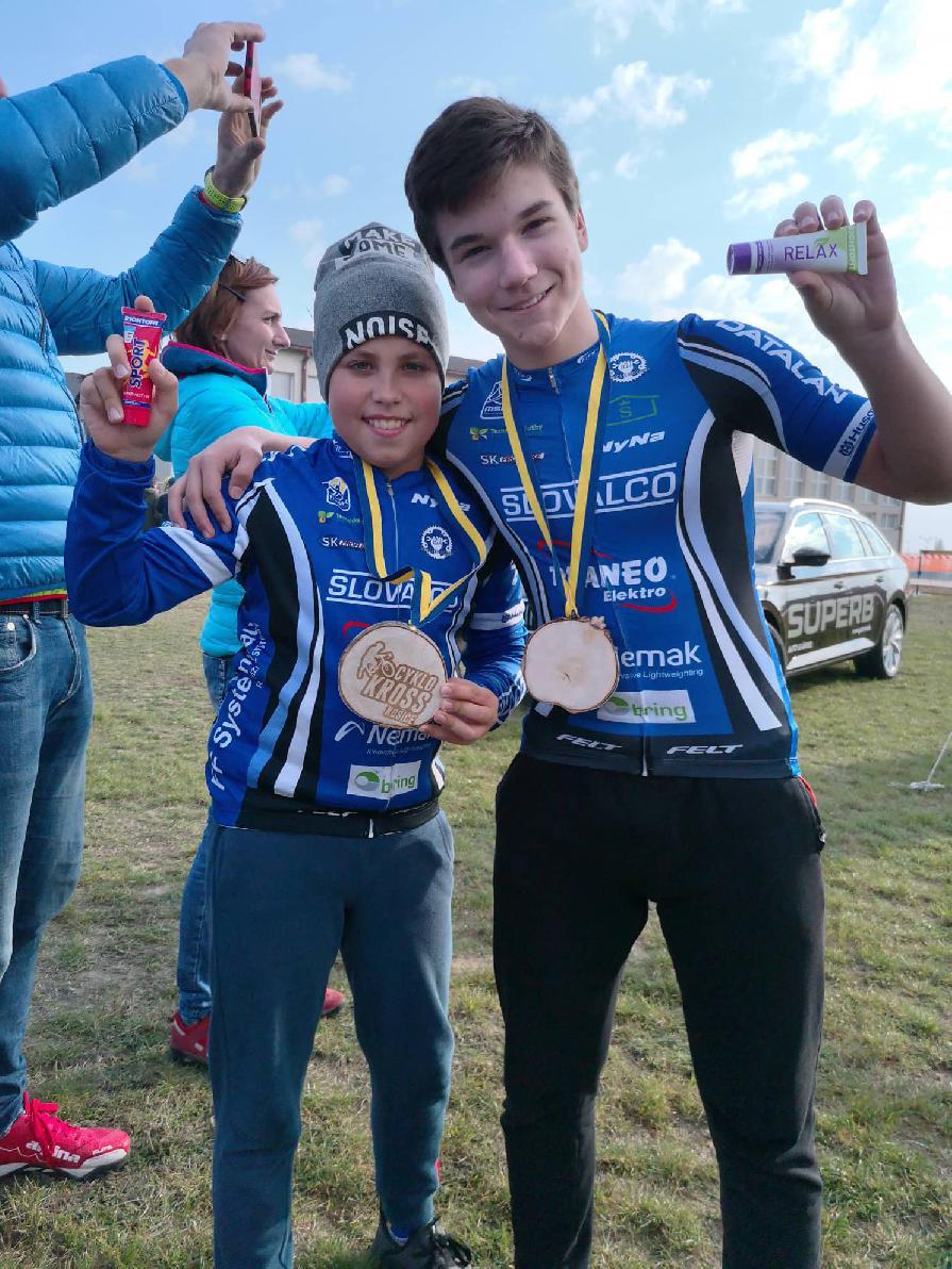 obr: Benča víťazom cyklokrosu v Košiciach