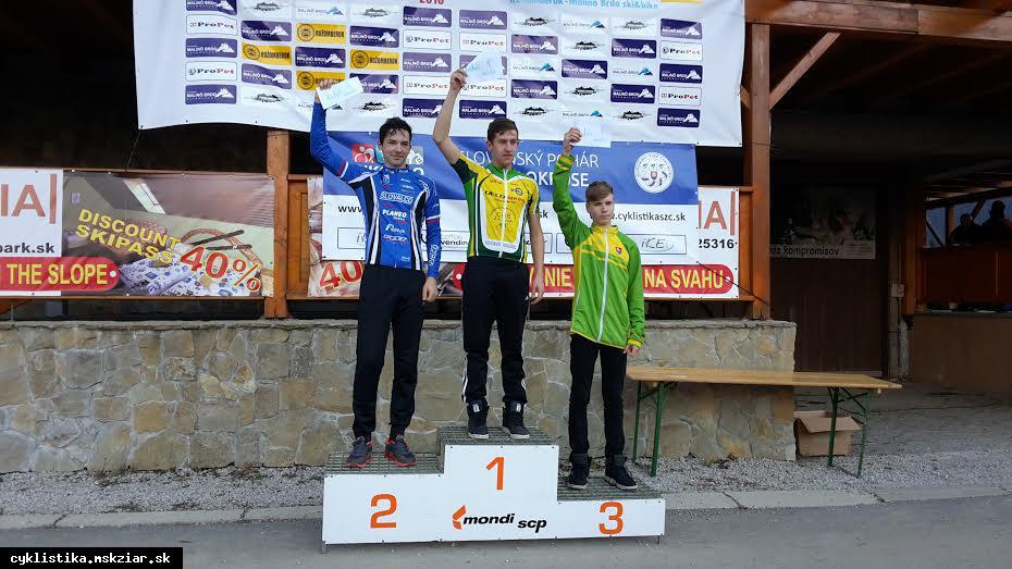 obr: Slovenský pohár v cyklokrose Ružomberok