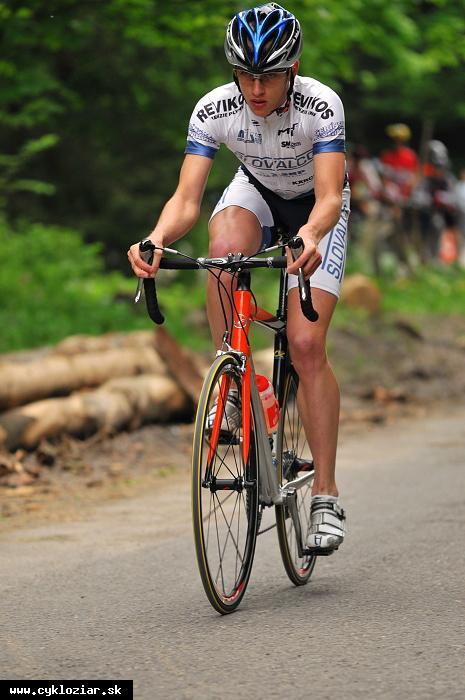 obr: Cyklisti Procner a Beňo Majstrami republiky