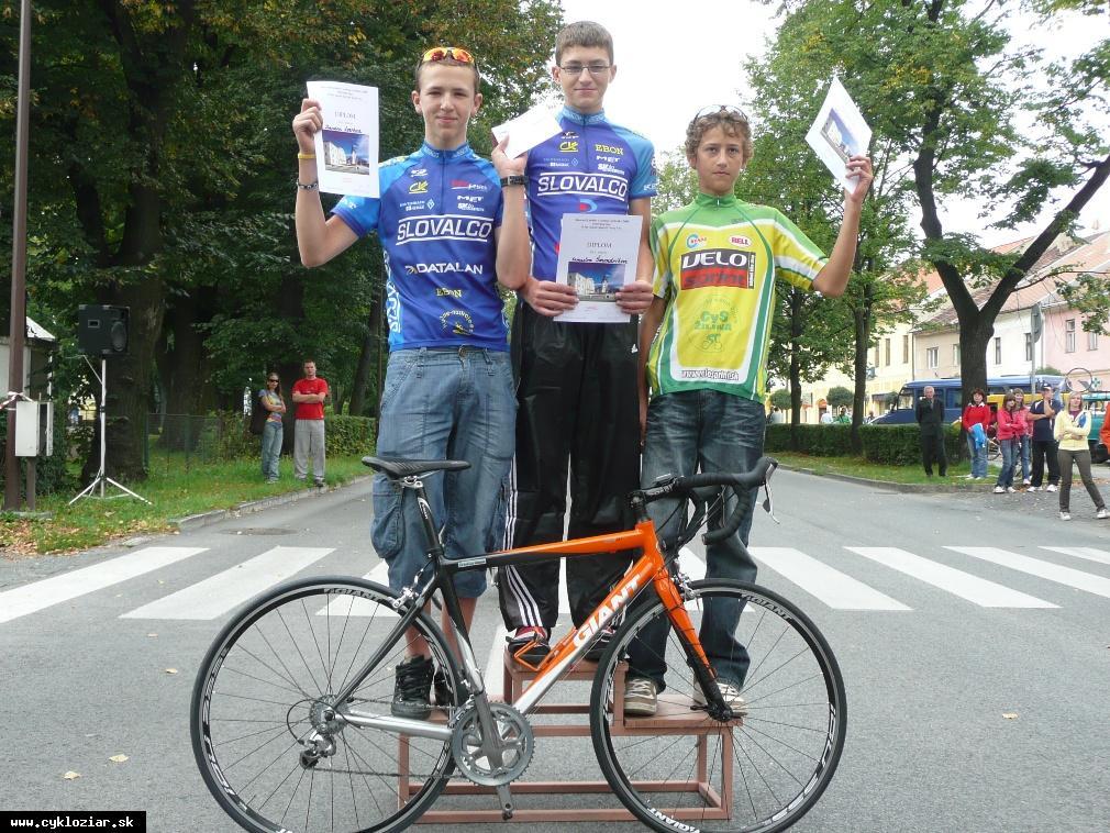 obr: Dni cyklistiky na Spiši v réžii žiarskych cyklistov