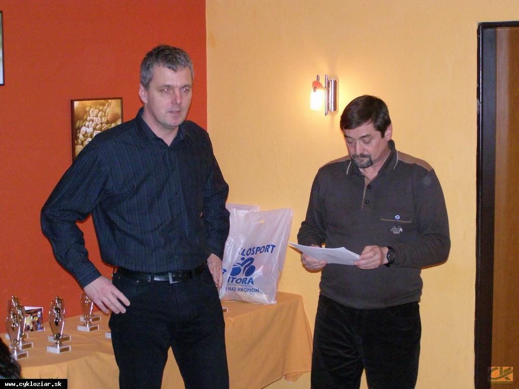 obr: Výsledky cyklistov MŠK Žiar nad Hronom v sezóne 2007