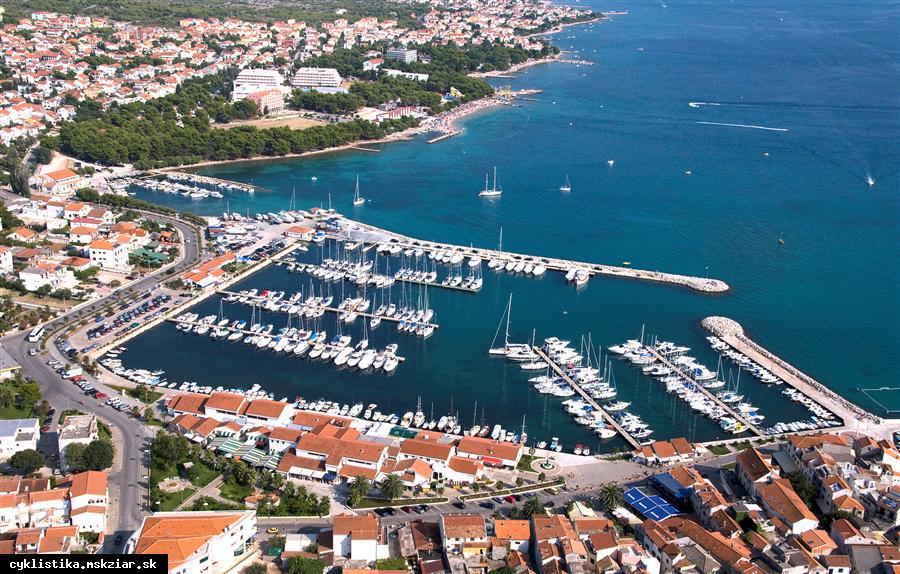 obr: Záverečná príprava v Chorvátsku