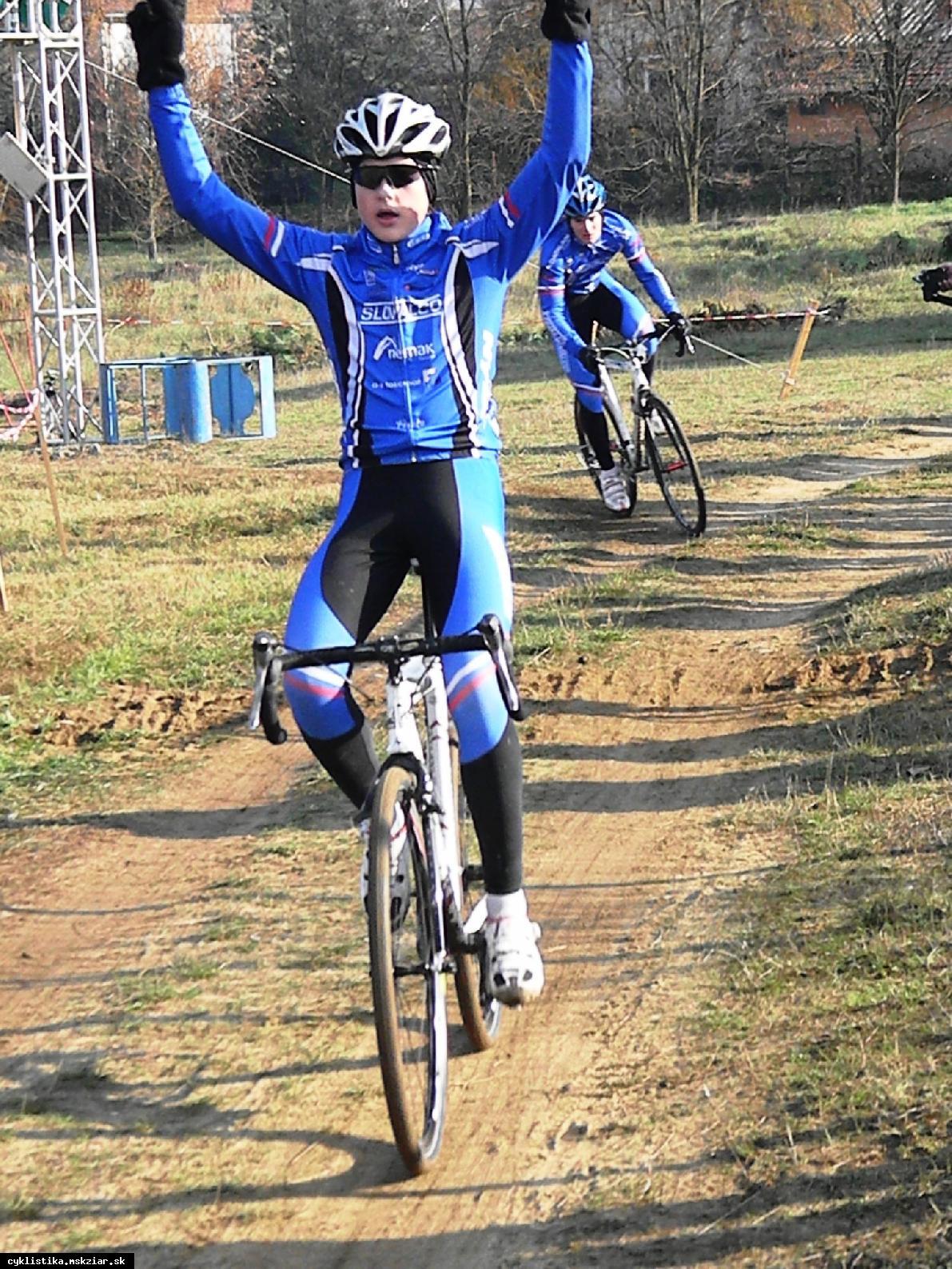 obr: Na supercrosse v Maďarsku víťazne.