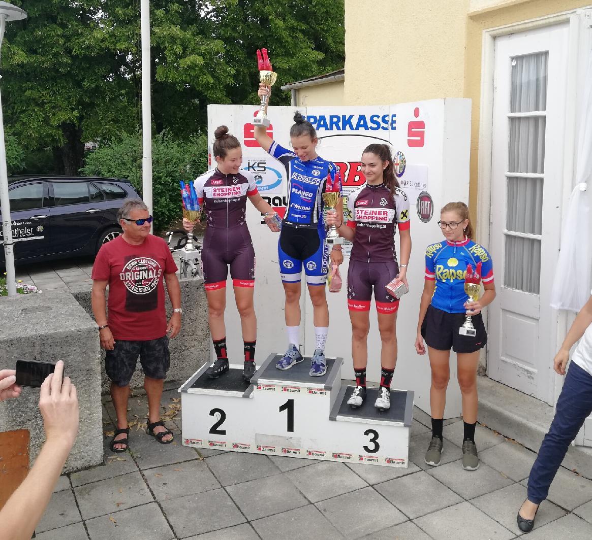 Žiarski cyklisti úspešní v Rakúsku