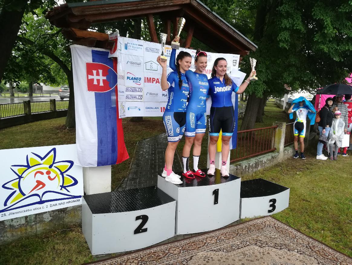 Mládežnícky šampionát v Žiari nad Hronom