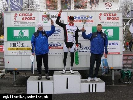 obr: Vydarený vstup cyklistov do novej sezóny
