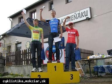 obr: Úspešné vystúpenie cyklistov MŠK na Českom pohári