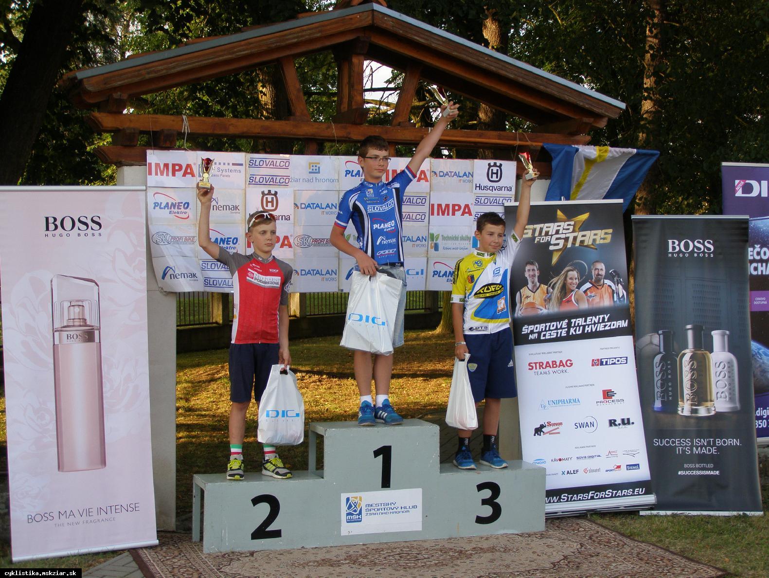 obr: Holic zvíťazil na domácich pretekoch