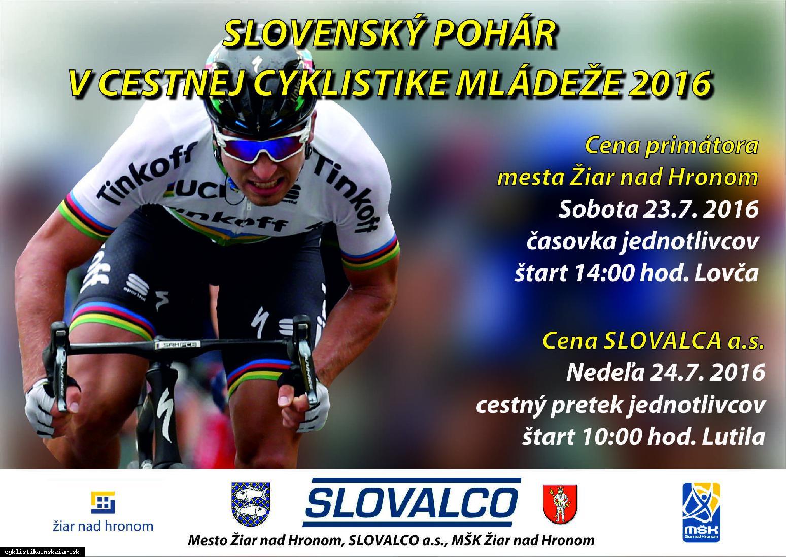 obr: Slovenský pohár mládeže